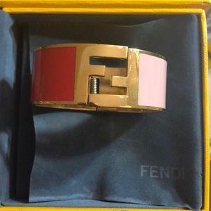 100% Authentic Fendi Cuff